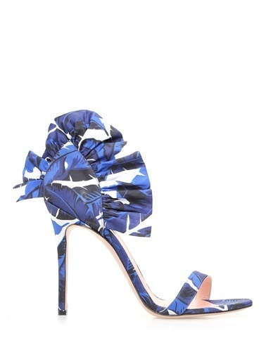 Msgm Ayakkabı Mavi